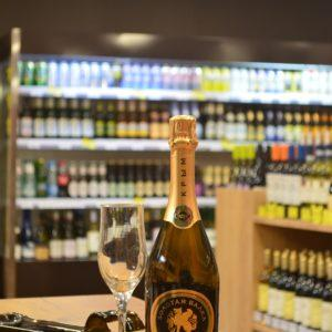 Вино игристое «Золотая Балка» бел. брют